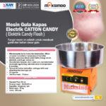 Mesin Gula Kapas Cotton Candy (Gulali)