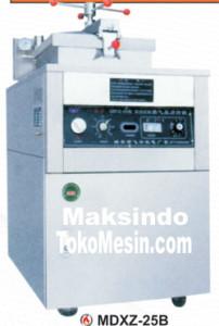 gas-pressure-fryer-mdxz-pusatmesin