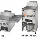 Mesin Gas Fryer 6 Liter MKS-71B