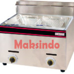 Mesin Deep Fryer Gas