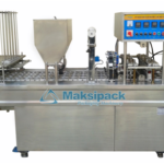 Mesin Cup Sealer 4 Line MKS-CS4L