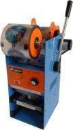 Mesin Cup Sealer Semi Automatic