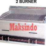 Mesin Griddle Gas 718