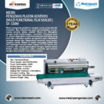 Mesin Continuos Band Sealer MSP-770IIB