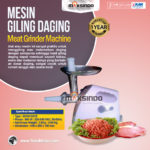Mesin Giling Daging (Meat Grinder) Usaha