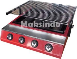 mesin-bbq-panggangan-stainless-maksindo-plat-pusatmesin