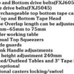 Mesin Carton Sealer