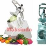 Mesin Perajang Buah dan Sayur