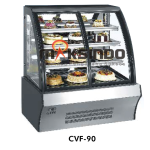 CAKE FRONT CASE SLIDING DOOR pusatmesin