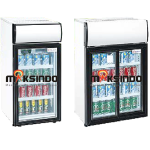 COUNTER TOP DISPLAY COOLER pusatmesin