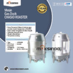 Mesin Gas Duck / CHASIO ROASTER
