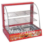 Mesin Penghangat Makanan (Display Warmer)