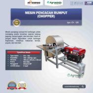 Mesin Pencacah Rumput (CHOPPER)