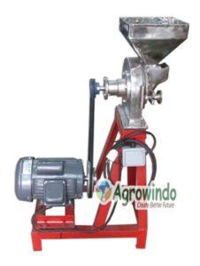 Mesin Pembuat Tepung Disc Mill