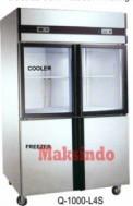 Mesin Combi Cooler – Freezer