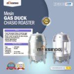 Mesin Gas Duck / Chasio Roaster