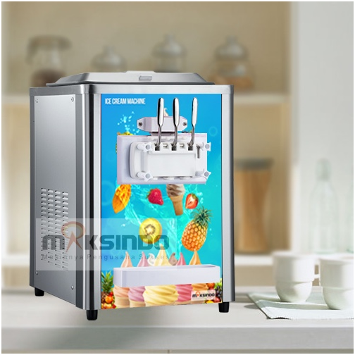 Mesin Soft Ice Cream