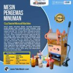 Mesin Cup Sealer Manual NEW CPS-818