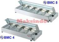 Bain Marie Counter (Mesin Penghangat dan Pemajang Makanan Siap Saji) – TABLE
