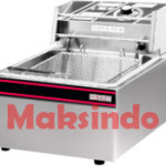 Mesin Deep Fryer (Listrik) – Penggoreng Serbaguna