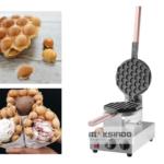 Mesin Egg Waffle Listrik (EW06)