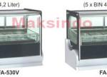 Mesin Scooping Cabinet Untuk Es Krim