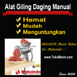 penggiling-daging-manual-pusatmesin