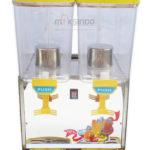 Mesin Juice Dispenser 2 Tabung (17 Liter) – DSP17x2