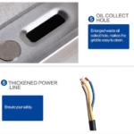 Mesin Pemanggang Griddle (listrik) – EEG820