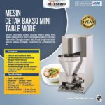 Mesin Cetak Bakso Mini (Table Model) – MCB-200B
