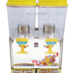 Mesin Juice Dispenser 2 Tabung (17 Liter) – DSP17x2