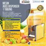 Mesin Juice Dispenser 1 Tabung 15 Liter – DSP-15×1