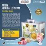 Mesin Hard Ice Cream (Japan Compressor)