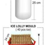 Mesin Pembuat Es Loly / Lolipop