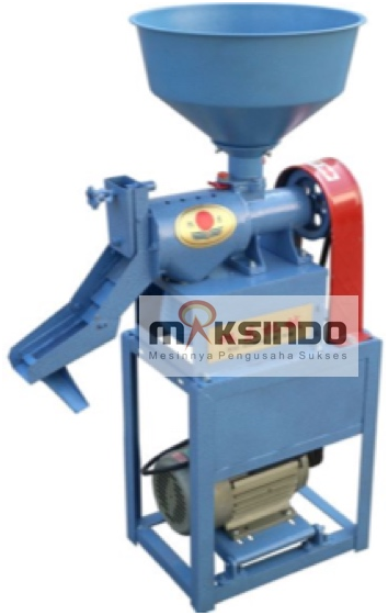 Mesin-Rice Huller-Mini-Pengupas-Gabah-Beras-AGR-RM40-2