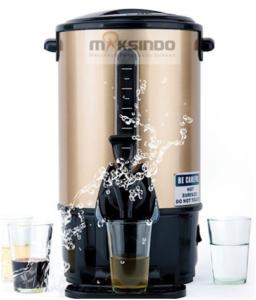 Mesin Water Boiler New Model