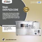 Mesin Pembuat Pizza Cone Paket Lengkap