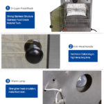 Mesin Warmer Kue Harga Hemat – MKS-P01
