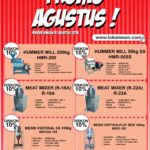 PROMO AGUSTUS UP TO 10 %
