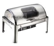 Chafing Dish Oblong Roll Top – 9 Liter – MKSPM23