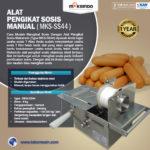 Alat Pengikat Sosis Manual (MKS-SS44)