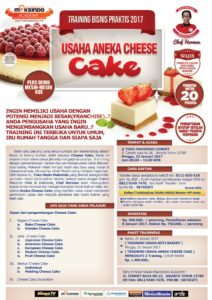 Training Usaha Kue 22 Januari 2017