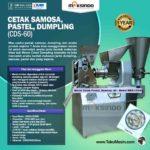 Cetak Samosa, Pastel, Dumpling (CDS-120)