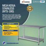 Meja Kerja Stainless (WTS-180)