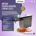 Mesin Giling Daging MHW-520