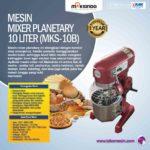 Mesin Mixer Planetary 10 Liter (MKS-10B)