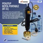 Penutup Botol Portable (BT31)