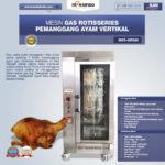 Gas Rotisseries Pemanggang Ayam Vertikal