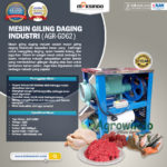 Mesin Giling Daging Industri (AGR-GD62)