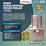 Mesin Kupas Kentang Potato Peeler (PP08A)